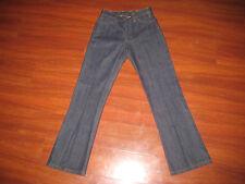Acne Jeans 27/34 LUV Blue True Measurements 26 X 29 1/2