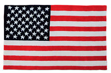 Rugs USA Flag 3'x5' Handmade Tufted High Quality 100% woolen Rugs & Carpet