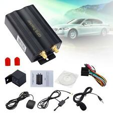 Car Auto Spy GPS/GSM/GPRS Tracker Tracking Realtime Vibration System TK103A WT