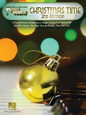 Christmas Time Sheet Music E-Z Play Today Book NEW 000236235