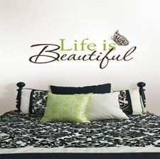 BEAUTIFUL BUTTERFLY WALL preventivi Autoadesivo parola ADESIVI wallpop ART wpq96853