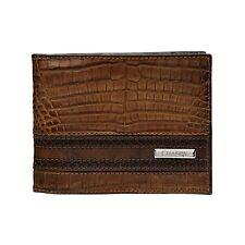 Genuine Crocodile Wallet made by Cuadra boots B2240FL