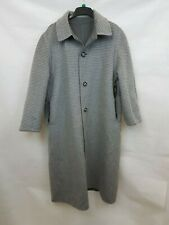 Dama Ladies long coat reversible wool cashmere blend recommended size 16 02
