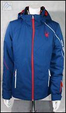 SPYDER USST USA US SKI OLYMPIC TEAM OFFICIAL ISSUE SOCHI 2014 JACKET WOMENS 8