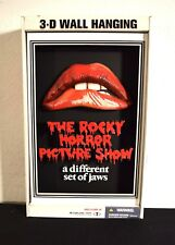 McFarlane Pop Culture Rocky Horror Picture Show 3D Wall Art. Poster. Unopened
