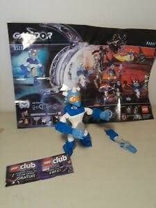 2002 LEGO Galidor Nepol Defenders of the Outer Dimension 8320 Loose