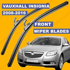 U-hook Front set Wiper Blade For Vauxhall Insignia 08-16 58 59 60 till 66 reg