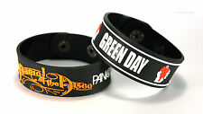 PANIC! AT THE DISCO GREEN DAY DIGD NEW! 2pcs(2x) Bracelet Wristband
