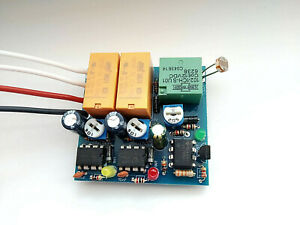 Full Atomatic Chicken Coop Reverse Polarity Door Gate Opener 12V 2A LIGHT SENSOR