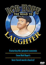 Bob Hope - The Road to Laughter, New DVD, Fred Applegate, Larry Gelbart, Mort La