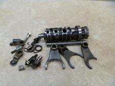 Honda V30 Magna 500 VF VF500-C Used Original Engine Shift Forks Drum 1984 #M2