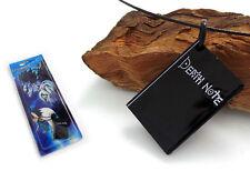 #COS015 - Death Note - Kette Halskette Necklace - Cosplay - echtes Notizbuch