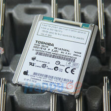 "NEW 1.8"" TOSHIBA 160GB MK1634GAL CE/ZIF 5MM HDD for iPod Classic 6th gen 7th Gen"