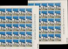 SPAIN 1964 25 YEARS of PEACE 50c MINT...2 FULL SHEETS