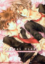 Reborn! Katekyo Hitman Reborn Doujinshi Hayato Gokudera x Tsuna (Tsunayoshi) Flo