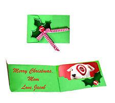 Sizzix Bigz XL Gift Card Holder die #658189 Retail value $49.99 + emboss set!!!!