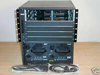 Cisco Catalyst WS-C6506 6506 Switch CHASSIS FAN 2x PWR