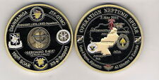 CHALLENGE COIN DEATH OF OSAMA BIN LADEN OPERATION NEPTUNE SPEAR SPECIAL OPS GTMO