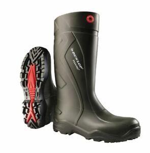 Dunlop_Workwear »Purofort+« Gummistiefel  olivgrün 47972857