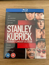 Stanley Kubrick: Visionary Filmmaker Collection Blu-ray - New & Sealed