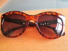 174dc92ce3 Tahari brown tortoiseshell sunglasses.