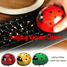 Cute Ladybug Desktop Vacuum Cleaner Mini Dust Collector for Home Office Table