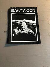 [9029 - PA1] Patch tissus pour t-shirt - coton - Punk- Eastwood