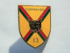 LEGION RETIRAGE COMMANDO 13ème DBLE INDOCHINE