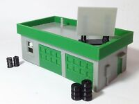 Outland Models Train Railway Layout Auto Service Shop / Station  HO OO Scale
