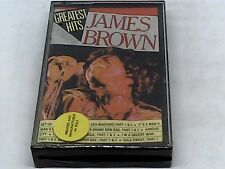 James Brown Greatest Hits - Cassette - SEALED