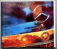 ORIGINAL 1985 MERCEDES BENZ FULL LINE U.S. SALES BROCHURE ~ 30 PAGES ~ 85MBFL