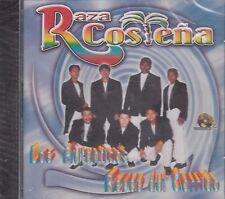 Raza Costena Los Autenticos Reyes del Corrido  CD New Sealed
