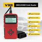 V309 Car Scanner Tool Obd2 Obdii Diagnostic Engine Fault Code Reader Scan Tester