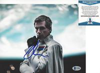 BEN MENDELSOHN SIGNED STAR WARS 'ROGUE ONE' ORSON 8X10 PHOTO 2 BECKETT COA BAS