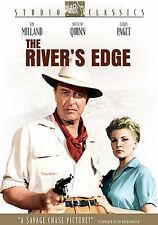 River's Edge, The '57 DVD, Lee Morgan,Frank Gerstle,Tom McKee,Byron Foulger,Chub