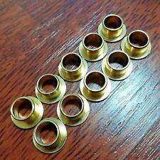10x Brass Bushing Door Hinge Repair for TOYOTA Hilux RN25 RN20 MK3 Pickup
