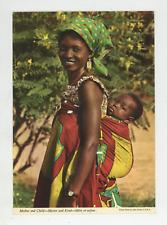 """ PICTURE POSTCARDS MOTHER & CHILD.""  [ JOHN HINDE ORIGINAL POSTCARD ]"