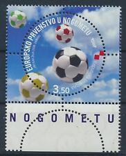 Kroatien 859 postfrisch / Fußball ..............................................