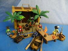 4432 Grosse Piraten Schatztruhe Mitnehmtruhe pirates Figuren  Playmobil 6999