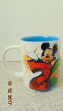 Jerry Leigh 2013 Mickey Disney 3D Coffee Mug Cup excellent condition