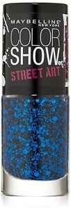 Maybelline Color Show Nail Lacquer - Street Art Collection - Nighttime Noise #52
