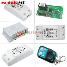 433MHz Sonoff RF Remote Control Wireless WiFi Smart Home Switch Module for APP