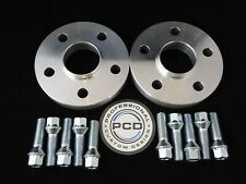 20mm VOLVO 5x108 Hubcentric Wheel Spacers, 65.1 CB 10 Wheel bolts M14x1.5