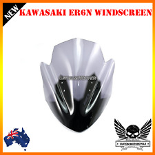 Smoke Double Bubble tinted Windshield Windscreen Kawasaki Ninja ER6N 650R 12-14