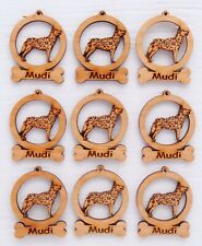 Mudi Mini Ornaments Box of 9