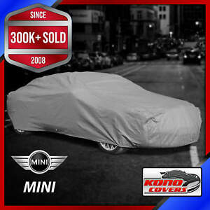 MINI [OUTDOOR] CAR COVER ✅ All Weather ✅ Waterproof ✅ Full Body ✅ CUSTOM ✅ FIT
