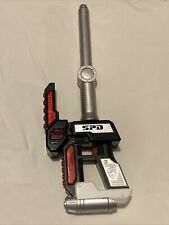 Power Rangers Gun SPD Deltamax Striker 2 Piece Police Baton 2004 Bandai Weapon