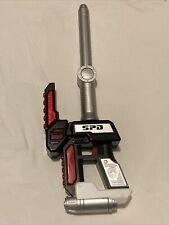 Power Rangers Gun SPD Deltamax Striker 2 Piece Police Baton 2004 Bandai Weapon