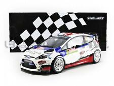 MINICHAMPS 1/18 - FORD FIESTA WRC - RALLYE MONTE CARLO 2014 - 151140811