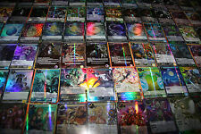 Fuerza de voluntad TCG 100 tarjeta Lote Colección Super Raro Garantizado Envío Gratis